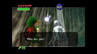 The Legend of Zelda Ocarina of Time Gameplay CAGE parte 23
