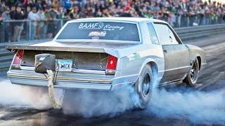 VIOLENT Nitrous Monte Carlo - SMALL TIRE No Prep!