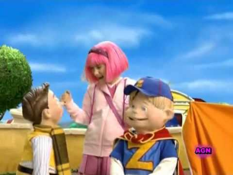 Lazy Town -loquendo video