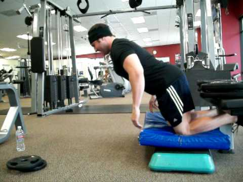 glute ham raises without machine