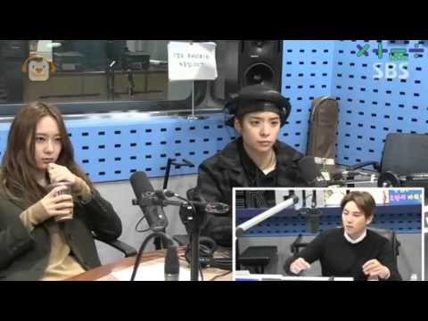 [Chinese to Eng Subs]151103 Kryber Kim Chang Ryul's Old School Radio 4/4