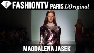 Model Magdalena Jasek | Beauty Trends for Spring/Summer 2015 | FashionTV