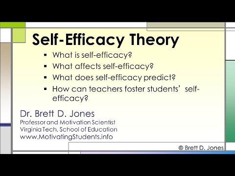 banduras selfefficacy theory magic report Report abuse transcript of a2 pe a2 pe self efficacy self-confidence and self-efficacy bandura's self-efficacy theory according to bandura.