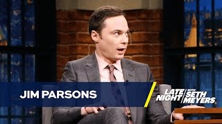 Jim Parsons Started a Talk Show Because He