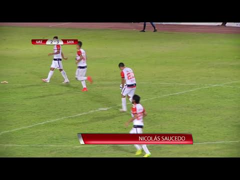 Correcaminos vs Santos ( 2 - 3 )