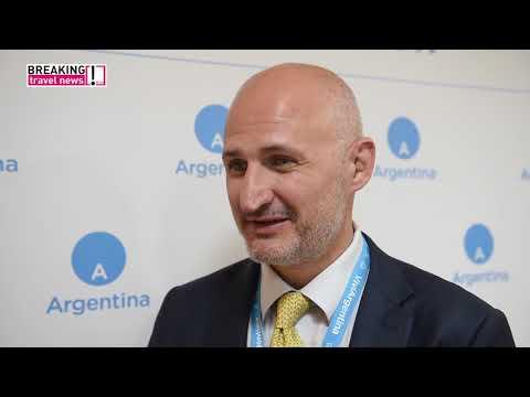 Sebastian Slobayen, minister, tourism investment, Argentina