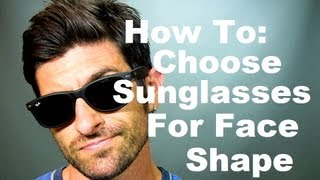 Face Shape and Sungles: How To Choose The Best Sungles For Your Face Shape