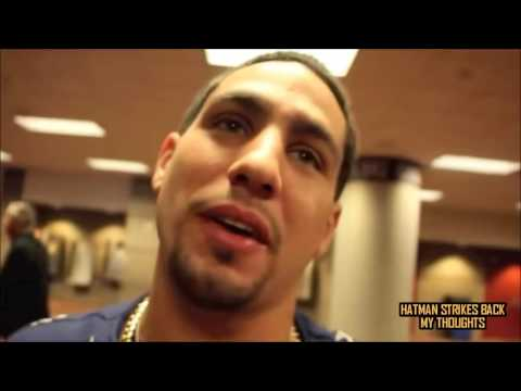 """DANNY GARCIA: """"AMIR KHAN IS DUMB TO WANT REMATCH WITH ME!!!"""""""