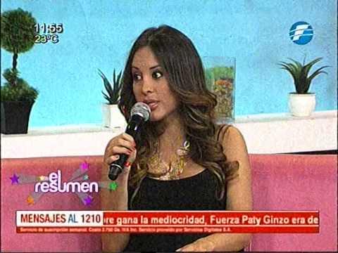 Entrevista a Rossana Barrios.
