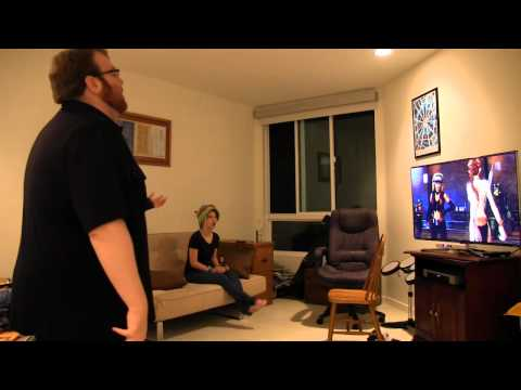 TB vs Jesse Cox - Star Wars Kinect Dance-off