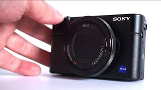 Sony RX100 Mk IV :: First Look