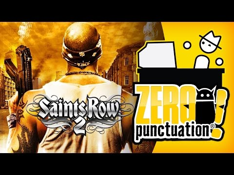 SAINTS ROW 2 (Zero Punctuation)