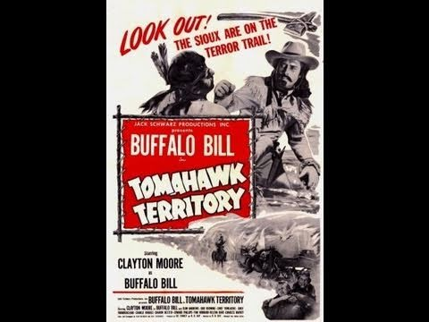 BUFFALO BILL EN TERRITORIO TOMAHAWK (BUFFALLO BILL IN TOMAHAWK T., 1952, Spanish, Cinetel)