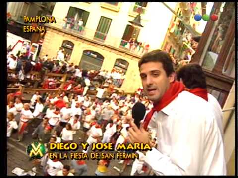 El Insoportable, Fiesta de San Fermín - Videomatch