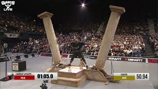 Mark Felix - Hercules Hold WORLD RECORD - Giants Live Wembley 2019