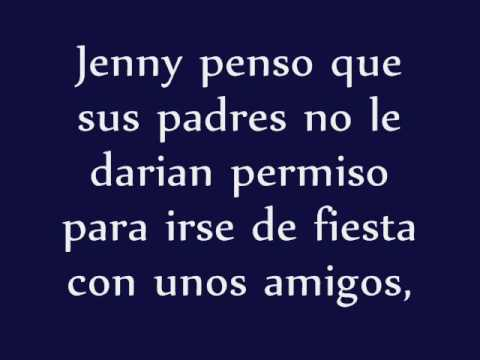la triste historia de jenny