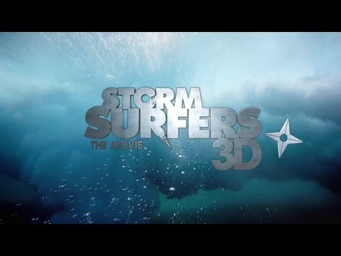 Storm Surfers 3D - Official Movie Trailer