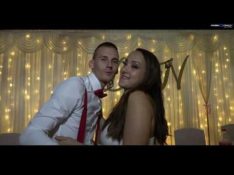 Dia és Norbi esküvője - highlights