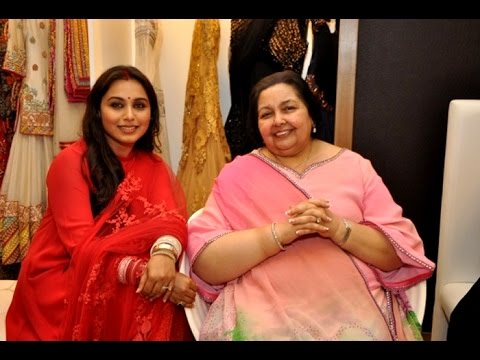 Pamela Chopra cant wait to bring Rani Mukerji's first child home