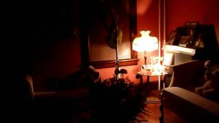 PANASONIC DMC-ZS7 Lantern LivingRoom Lowlight Test.MOV