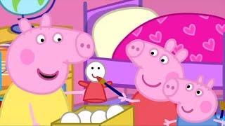 Peppa Pig Nederlands Compilatie Nieuwe Afleveringen | Knutselen Met Peppa | Tekenfilm | Peppa de Big