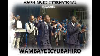 Wambaye Icyubahiro By Asaph Music International (Official Audio)