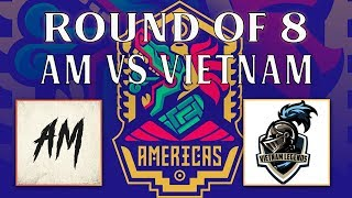 ECL aM vs VNS Quarterfinal