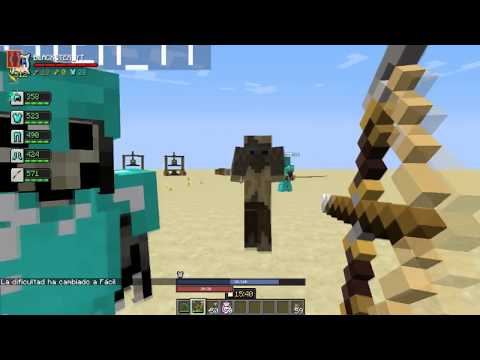 JJ Skill Mod para Minecraft 1.12, 1.12.1 y 1.12.2| Review| BlacksterGameply