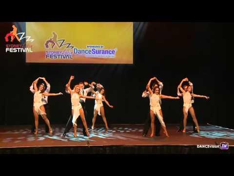 LDA Zouk Int/Adv - 2016 Sydney Latin Festival