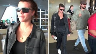 EXCLUSIVE - See How Sofia Richie And Scott Disick React To News Of Justin Bieber