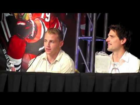 ♥Chicago Blackhawks♥-Funny Moments