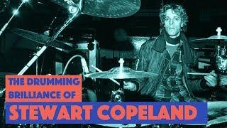 Download Lagu The Drumming Brilliance of Stewart Copeland Gratis STAFABAND