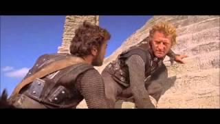 The Vikings - 1958 - Einar and Eric last fight scene