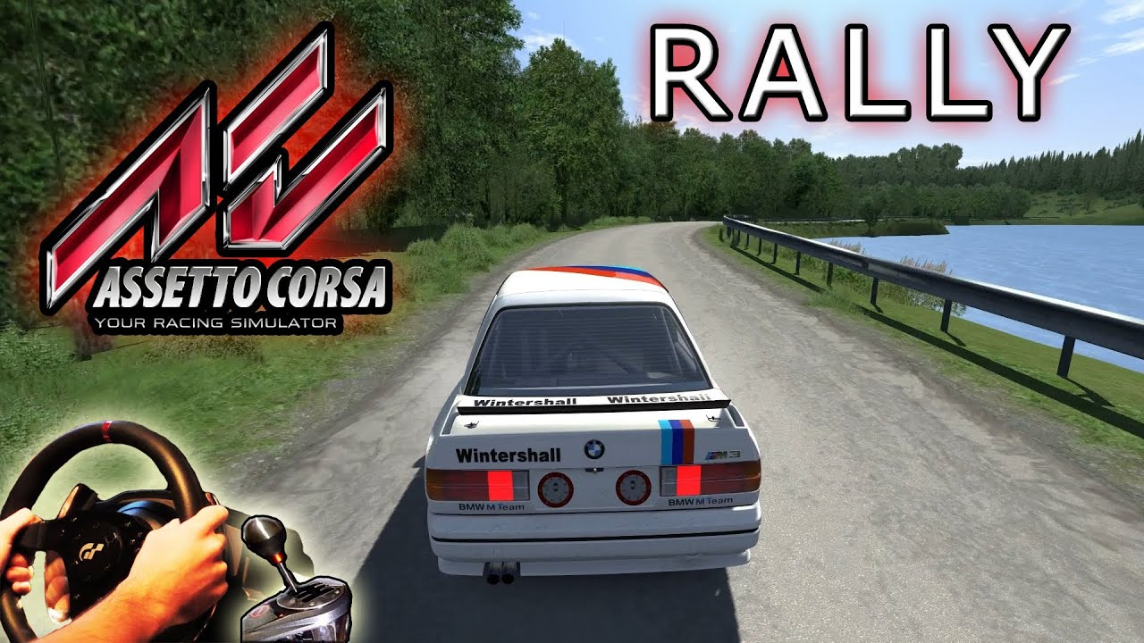 assetto corsa rally stage with bmw group a joux plane. Black Bedroom Furniture Sets. Home Design Ideas