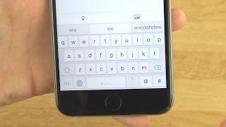 How To Install and Setup SwiftKey on iOS 8!