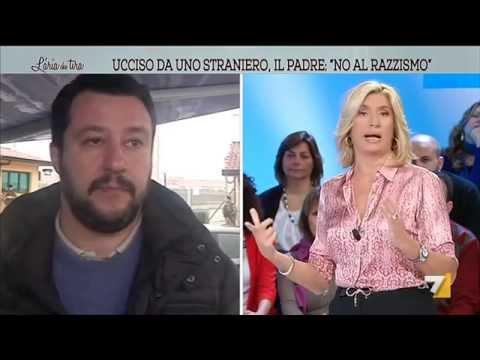 Italia si comporti da Paese CIVILE e blocchi immigrazione INCONTROLLATA