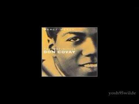 Don Covay - Mercy Mercy