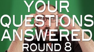 Vsauce Answers Your Questions! Round 8 - YouTube Space Lab