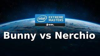 Starcraft 2 - IEM - TvZ - Bunny vs Nerchio
