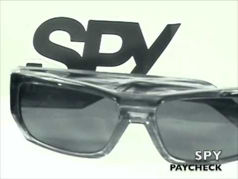 Spy Paycheck Video