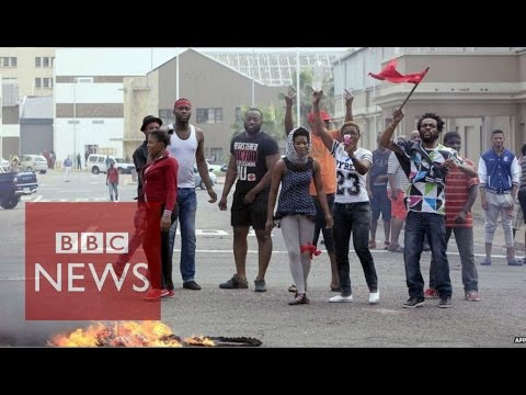 Thousands of South African\'s are marching in the eastern city of Durban to protest against recent violence against foreigners. At least five people have been killed since last week in attacks on migrants, who\'ve been accused of taking local jobs. Fears of violence spreading has forced many foreign shopkeepers to close their businesses in Johannesburg. Milton Nkosi reports.  Subscribe to BBC News HERE http://bit.ly/1rbfUog Check out our website: http://www.bbc.com/news  Facebook: http://www.facebook.com/bbcworldnews  Twitter: http://www.twitter.com/bbcworld Instagram: http://instagram.com/bbcnews