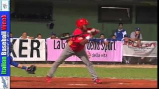 Italian Baseball Week 2014, ITALIA - SPAGNA, Finale