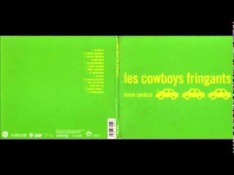 Les Cowboys Fringants - Ruelle Laurier