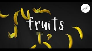Fruits Titles