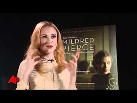 Evan Rachel Wood Talks 'Mildred Pierce'