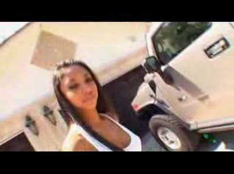 Alexis Love talks about her Hummer