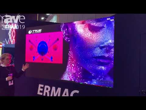 ISE 2019: True Performance Demos ERMAC LED Display Controller