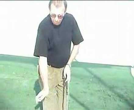 How to kill the Ball Golf Instruction