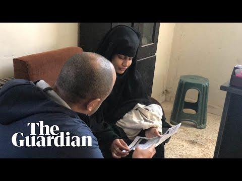 UK citizenship decision is heartbreaking, says Shamima Begum