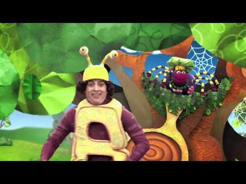 Quiero una Ensalada - El Jardín de Clarilu - Muy Pronto en Disney Junior